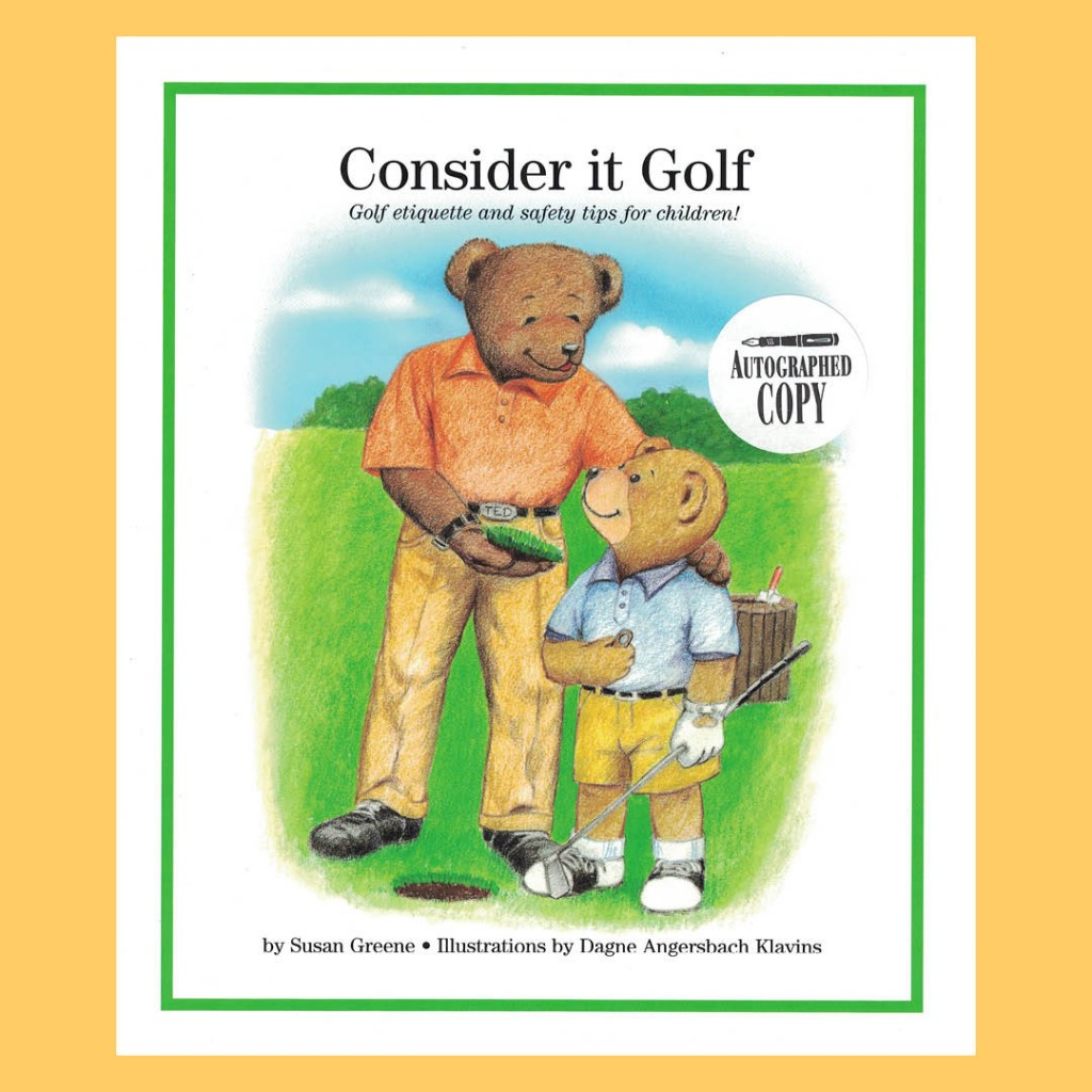 Consider It Golf – Hardcover