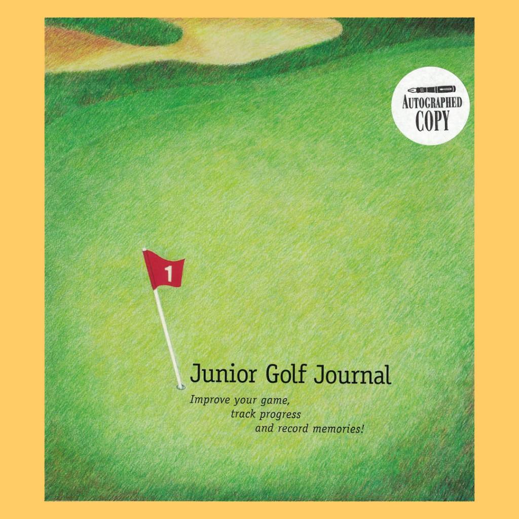 Junior Golf Journal – Hardcover