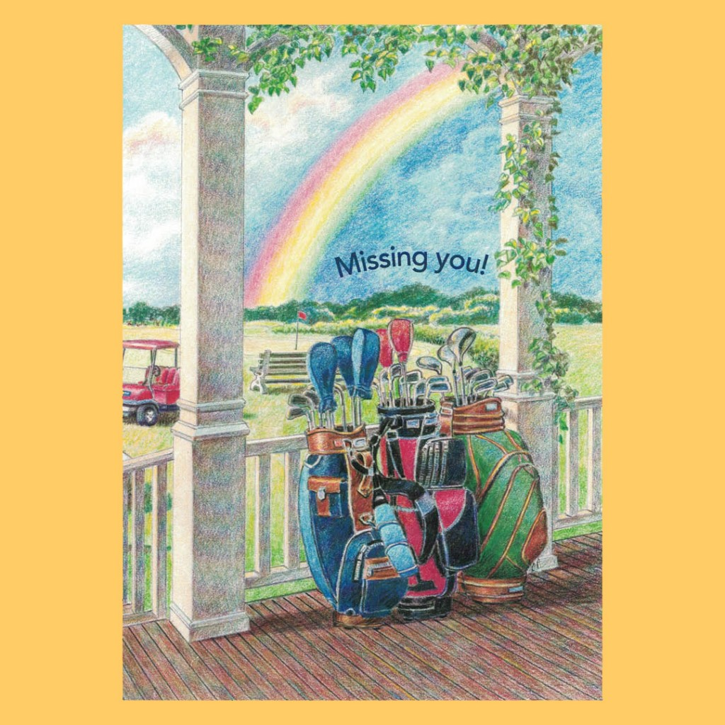 Get Well Greeting Card –...