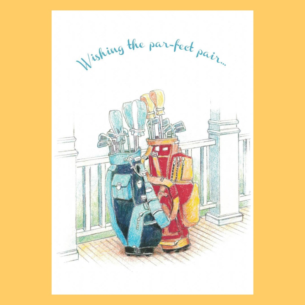 Anniversary Greeting Card – Par-fect...